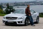 Lewis Hamilton mai are în garaj un Mercedes-Benz SL 65 AMG