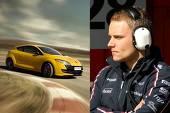 Valtteri Bottas (Williams) se multumeste deocamdata cu un Renault Megane RS