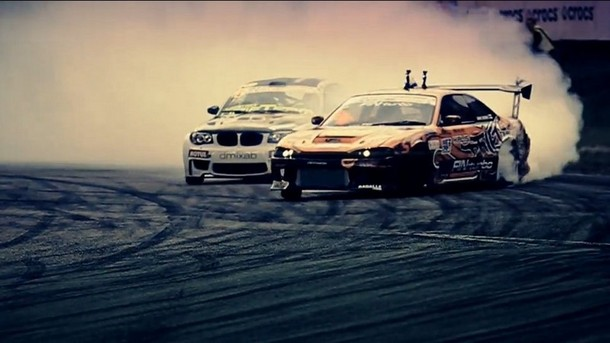 Sideways Sindrome – boala împătimiţilor de drift. VIDEO