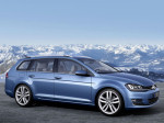 Noul VW Golf Variant