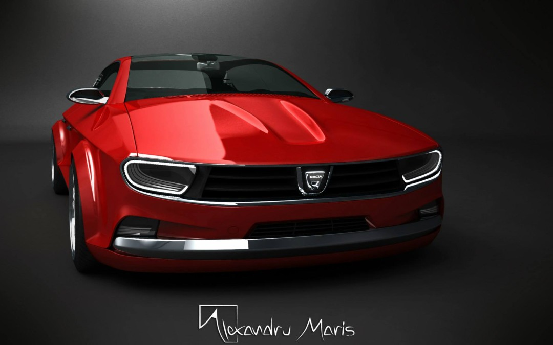 Dacia 1300 , noul concept pentru anul 2014.
