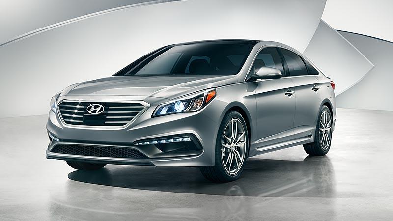 Noul model Hyundai Sonata