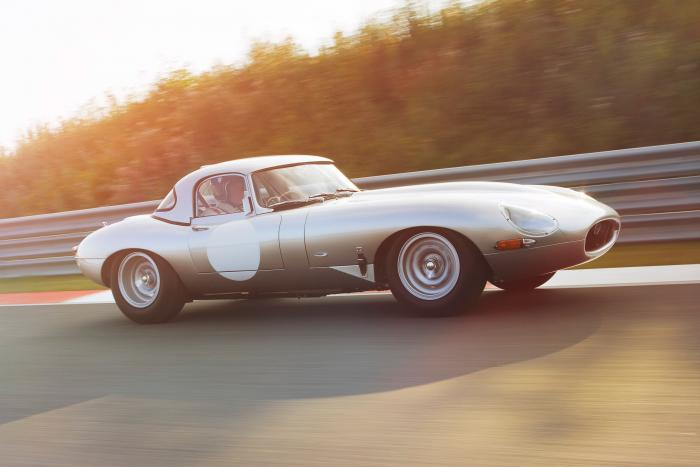 Renasterea lui Jaguar E-type