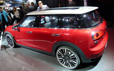 Mini Clubman 2016, tot mai aproape de a intra in  productie