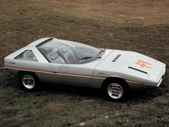 Alfa Romeo Caimano Concept Auto