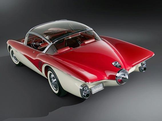 Buick Centurion Concept Auto