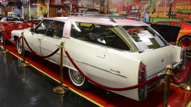 Cadillacul pierdut al lui Elvis Presley