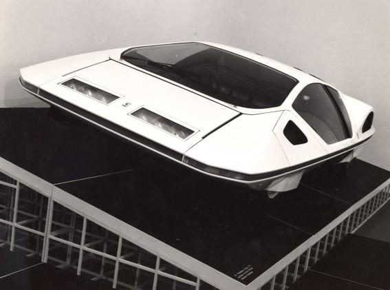 Ferrari 512 S Modulo Concept Auto