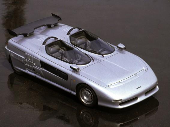 Italdesign Aztec Concept Auto