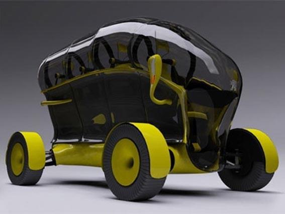 Peugeot Honey-B Concept Auto