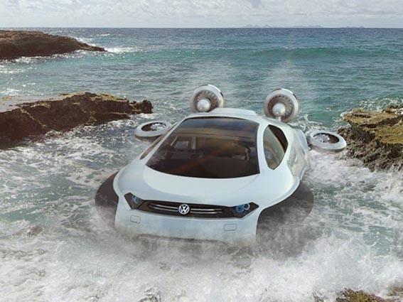 Volkswagen Aqua Concept Auto